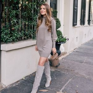 Joie Sweater Dress - S
